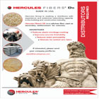 Hercules Group SA manages the complete Hercules Fibers product line