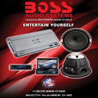 Boss Audio Systems is a leading manufacturer of full line of mobile electronics equipment