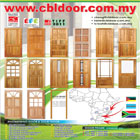Egineering doors and solid doors