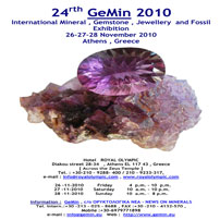 Provide the best effective ways to all Mineral, Gemstone, Jewellery and Fossil Companies to increase sales and expand business activities worldwide