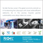 We are a green restroom specialist that pioneers intelligent, water-conservation sensor technology.