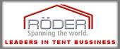 ROEDER Zeltsysteme und Service AG - Die mobilen Immobilien