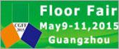 China Guangzhou International Floor Fair 2015