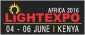 Lightexpo Africa 2017 - Kenya