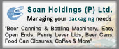 Scan Holdings (P) Ltd-Managing your packaging needs