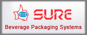 SURE Beverage Packaging systems