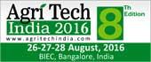 Agri Tech India 2016