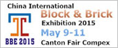 China International Block and Brick Technology & Equipment Exhibition (BBE