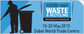 Middle East Waste & Recycling 2015