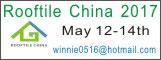 Rooftile China 2017