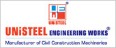 Civil Construction Machineries - Paver, Concrete Paver